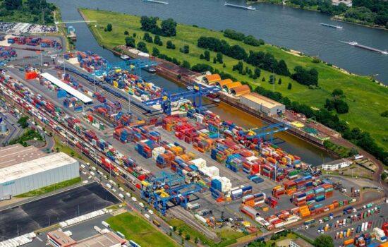Port Duisburg