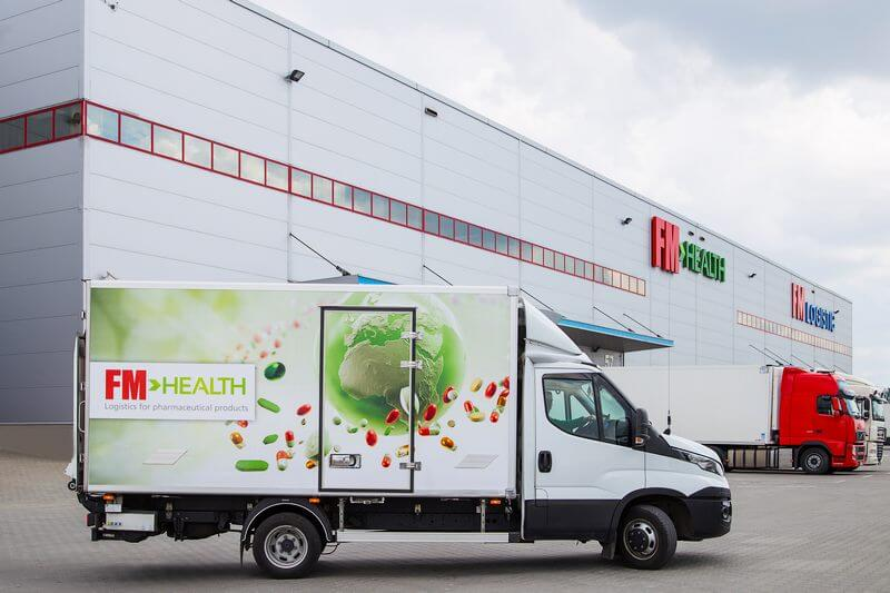 FM Logistic Błonie