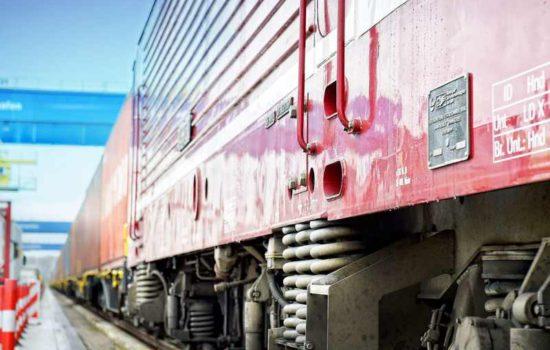 DACHSER i CEVA uruchomiły pociągi z Chin do Europy
