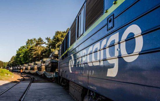 Transport dla wojska PKP Cargo