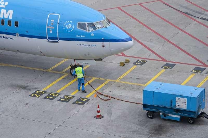 Samolot_KLM_Air_France