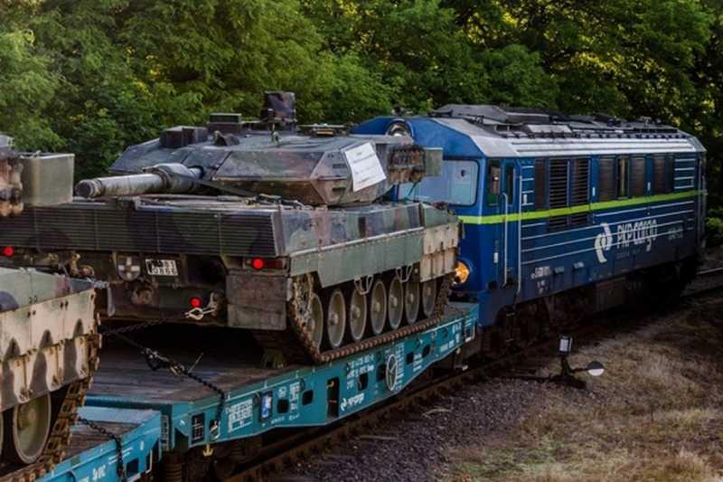 Transport_czołgów_PKP_Cargo