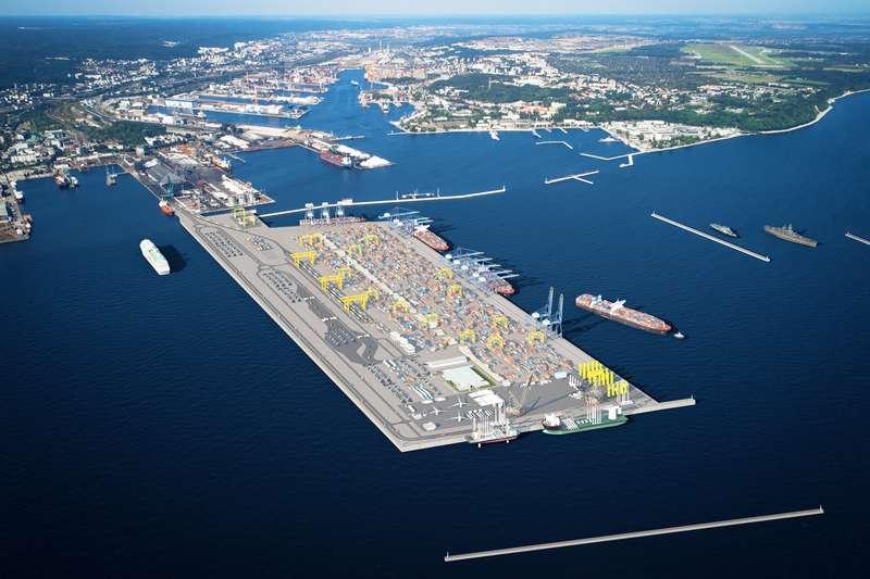 Port Zewnętrzny w Gdyni