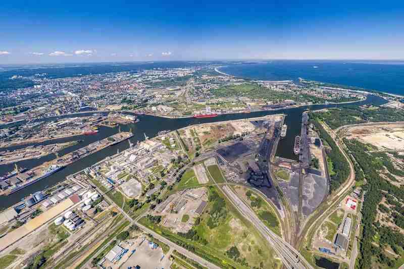 Port Gdańsk Eksploatacja